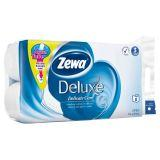 Zewa Deluxe Pure White Papier toaletowy 8 rolek